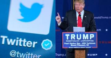 """President Trump Warns Twitter: """"Shadow Banning"""" Prominent Republicans Not Good – We Will Look Into Discriminatory and Illegal Practice."""