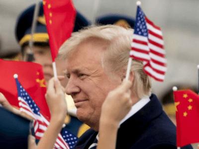Chinese Media Praise Trump