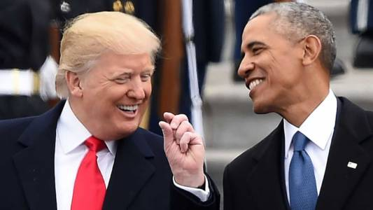 Trump: 'Obama Was A Patsy For Russia,' And Here's Proof.