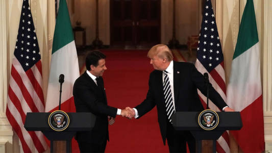 MAKE EUROPE GREAT AGAIN: Trump's Dialogue With Italy Is A Boon To The Populist Revolution.