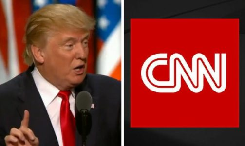 Trump Trashes Very #FakeNews CNN After Asia Trip