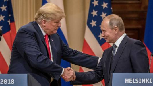 'Collusion' Fail: Trump Slaps Even More Sanctions On Russia; Russia Issues Snarky Response.
