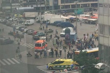 "MULTIPLE KNIFE JIHAD in Finland: Devout Muslim knifemen screaming ""Allahu akbar"" randomly stab people in city of Turku"