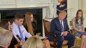President Trump Empowers Americans to Stop School Shooters.