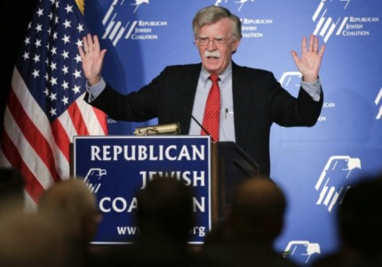 Seven Crises John Bolton Faces on Day One as National Security Adviser.