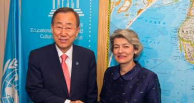"""UN and UNESCO Bosses to Join Communist Tyrants at """"Victory Day"""""""