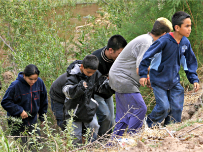 41,000 Unaccompanied Children Apprehended at Border in Recent Months.