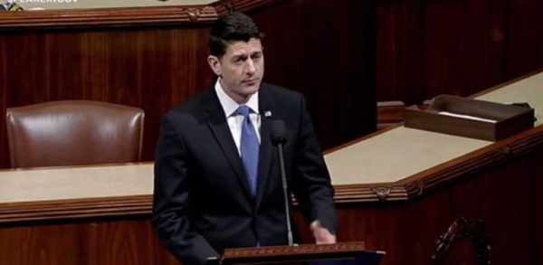 WATCH Paul Ryan's Moving Speech: 'An Attack On One Of Us Is An Attack On All Of Us'