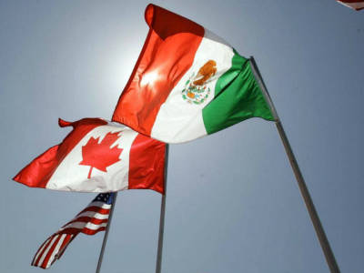 Trump Delivers: U.S., Canada Strike Deal to Replace NAFTA Hours Before U.S.-Mexico Deadline.