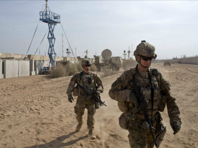 U.S. Redeploying Troops from Iraq to Afghanistan Following Islamic State Defeat.