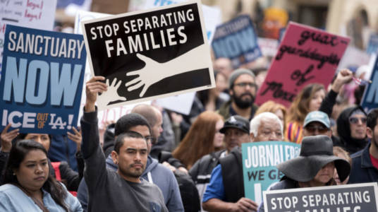 The hypocrisy of the illegal immigrant lobby's howls about family separation.