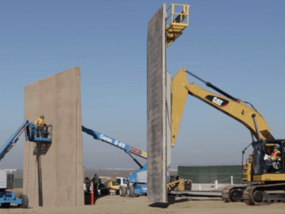 Immigrant Aunt of Slain Agent: Build Border Wall.
