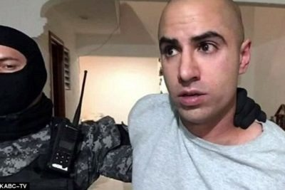 VIDEO: Assassin who shot a U.S. consulate official in Mexico is Muslim
